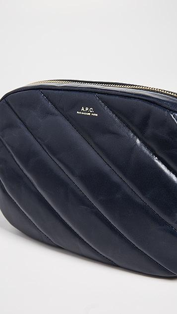 A.P.C. Carole Camera Bag