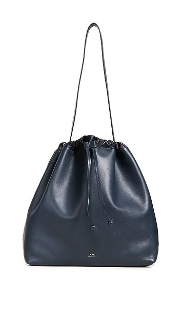 A.P.C. Sac Lena Bag