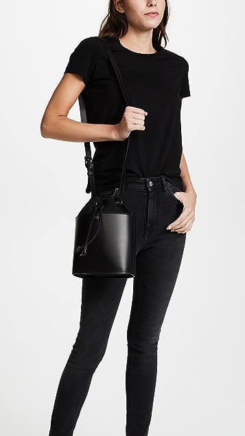 A.P.C. Sac Clara Bucket Bag