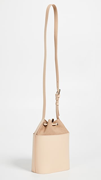 A.P.C. Sac Clara Bucket Bag