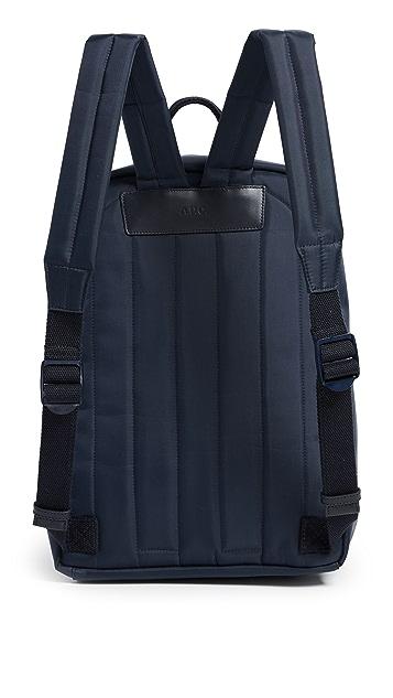 A.P.C. Benjamin Backpack
