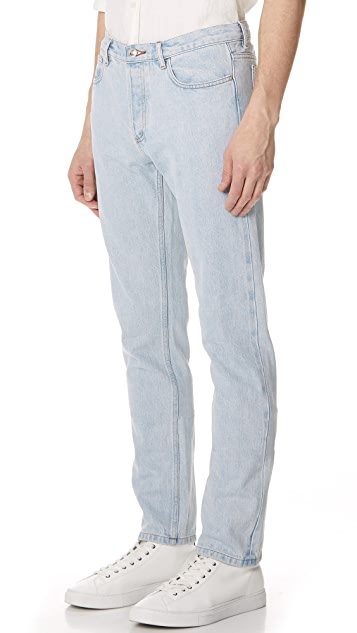 A.P.C. Stretch Petite Standard Jeans