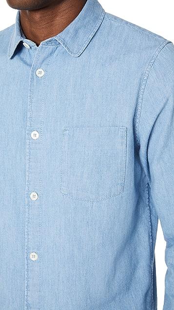 A.P.C. Stitch Shirt