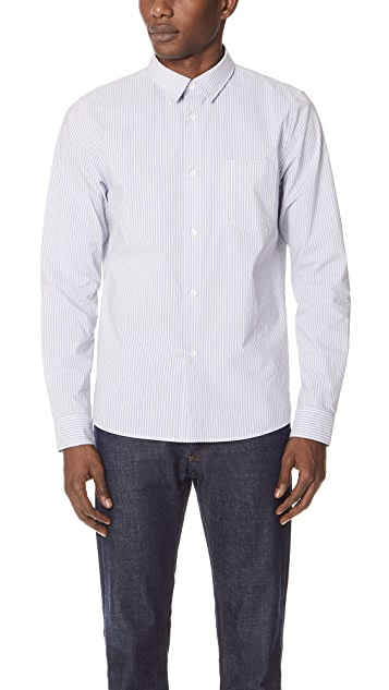 A.P.C. Franklin Shirt
