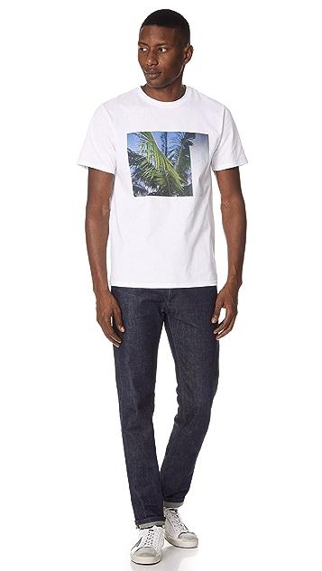 A.P.C. Palm Tree Tee