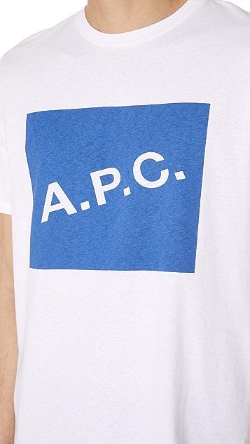 A.P.C. Kraft Tee