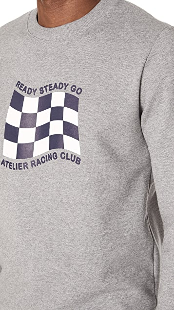 A.P.C. Racing Pullover