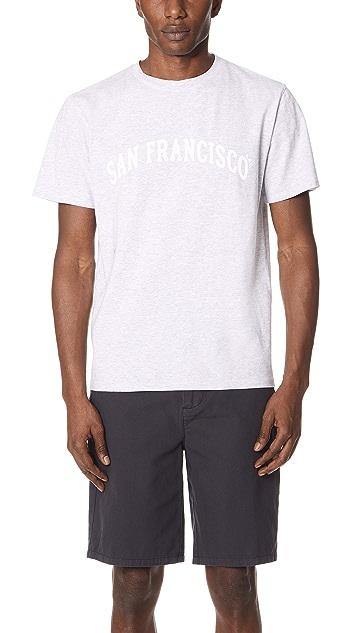 A.P.C. San Francisco Tee