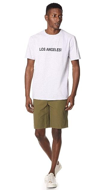 A.P.C. Los Angeles Tee
