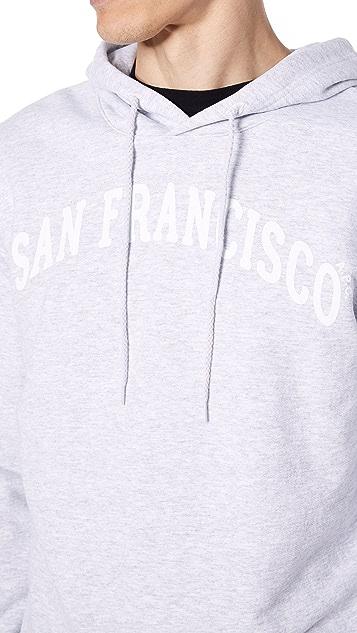 A.P.C. San Fransisco Hoodie