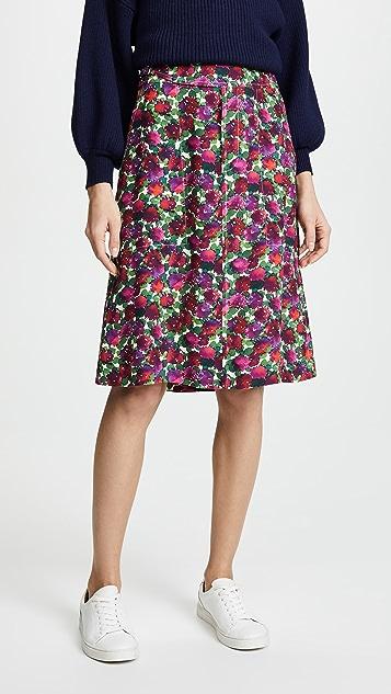 A.P.C. Ocean Skirt - Multicolore