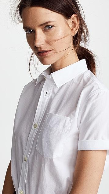 A.P.C. Dana Button Down Shirt