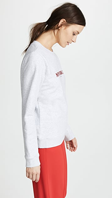 Nyc Sweatshirt by A.P.C.