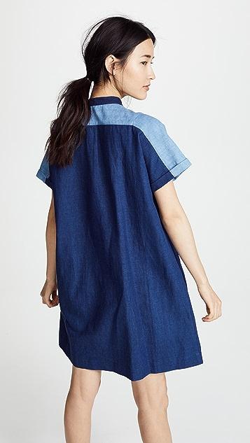 A.P.C. Temple Dress