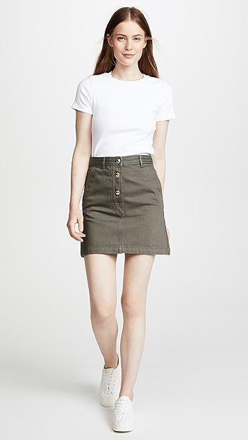 A.P.C. Adele Miniskirt