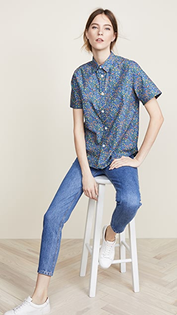 A.P.C. Dana Button Down Shirt