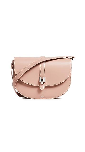 A.P.C. Sac Saddle Bag