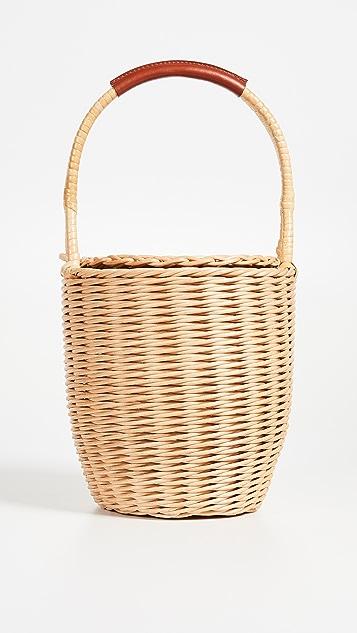 A.P.C. Osier Wicker Basket
