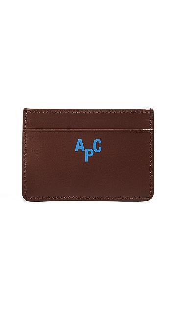 A.P.C. Anzo Card Case