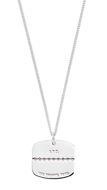 A.P.C. Dylan Necklace