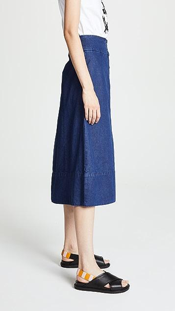 A.P.C. Knight Skirt