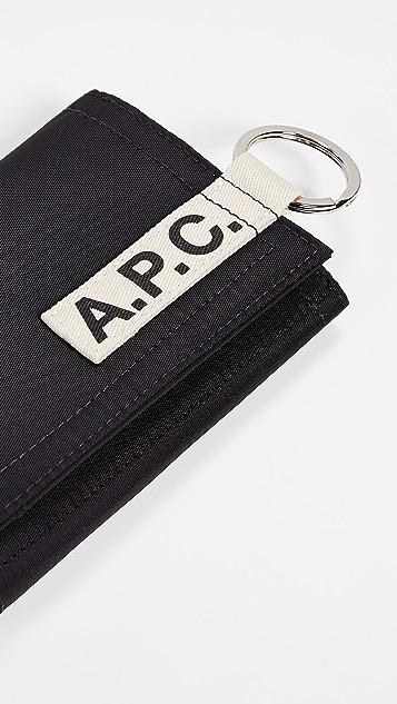 A.P.C. Pozzo Wallet