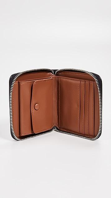 A.P.C. Morgan Zip Wallet