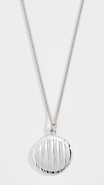 A.P.C. Rayure Necklace