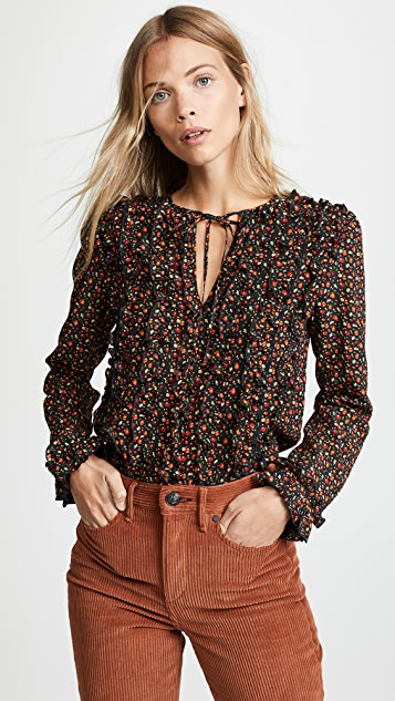 Pretty Floral Blouse | SHOPBOP