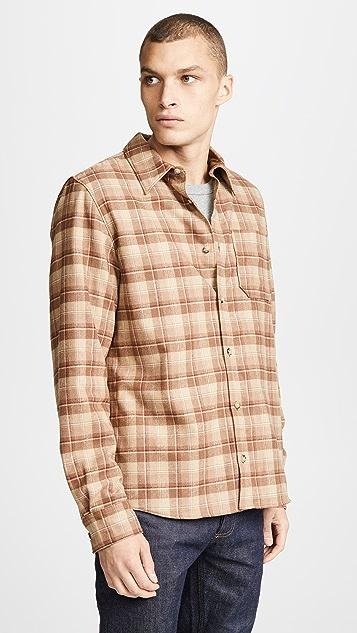 A.P.C. Surchemise Attic Shirt