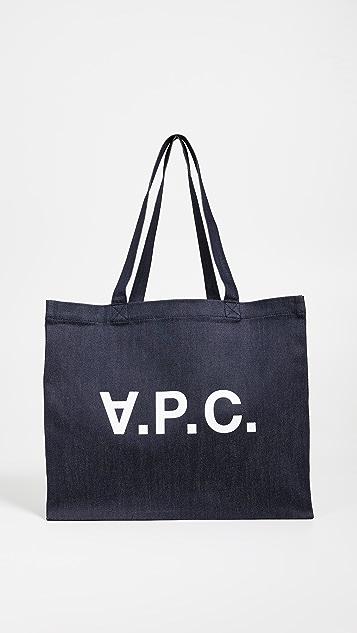 A.P.C. Daniela Shopping Tote
