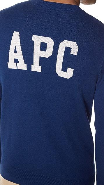 A.P.C. Pull Cia Sweater