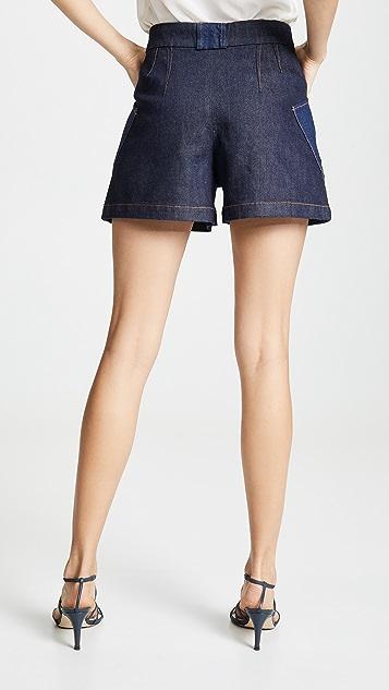 A.P.C. Chrissie Shorts