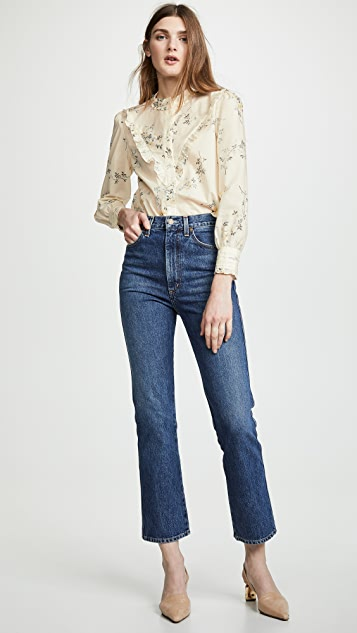 A.P.C. Polly Blouse