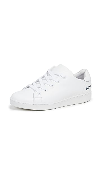 A.P.C. Minimal Sneakers