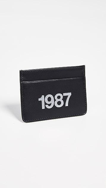 A.P.C. Anzo 1987 Card Case