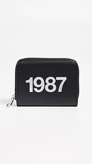 A.P.C. Emmanuel 1987 Zip Wallet