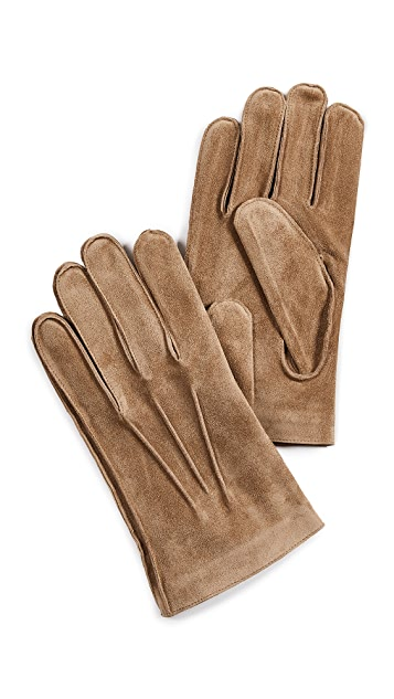 A.P.C. Florent Gloves