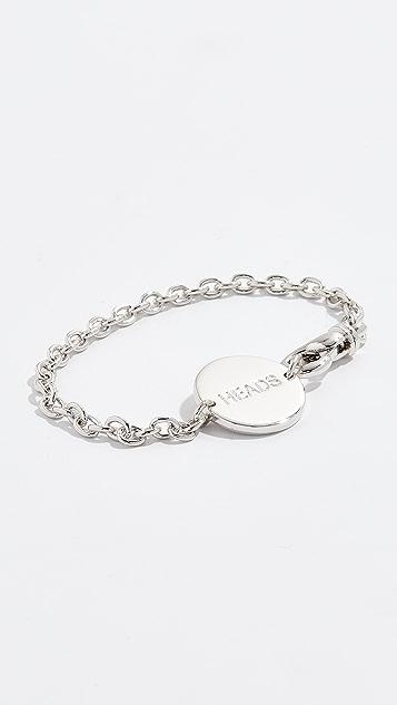 A.P.C. Heads / Tails Bracelet