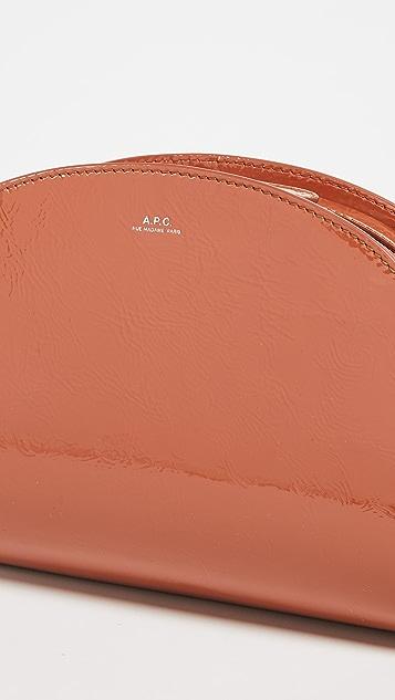 A.P.C. Sac Demi Lune Bag