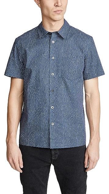 A.P.C. Cippi Chemisette Shirt