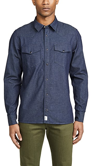A.P.C. Chemise Woody Shirt