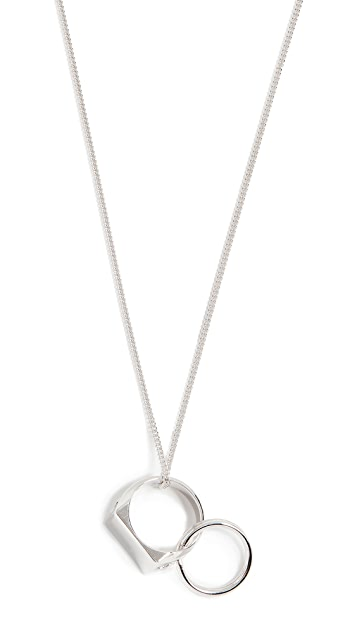 A.P.C. Theo Necklace