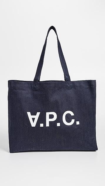 A.P.C. Daniel Shopping Tote