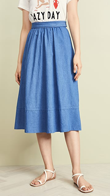 Margaux Skirt by A.P.C.