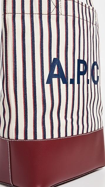 A.P.C. Axelle Tote