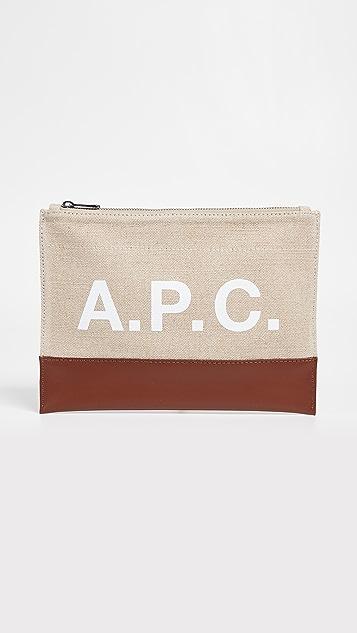 A.P.C. Axelle Pouch