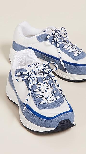 A.P.C.  Running Femme 运动鞋