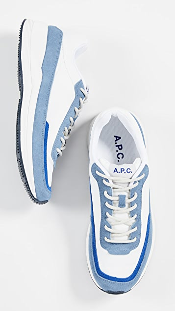 A.P.C. Running Sneakers
