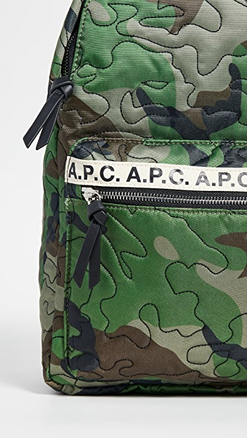 A.P.C. Dos Marc Backpack